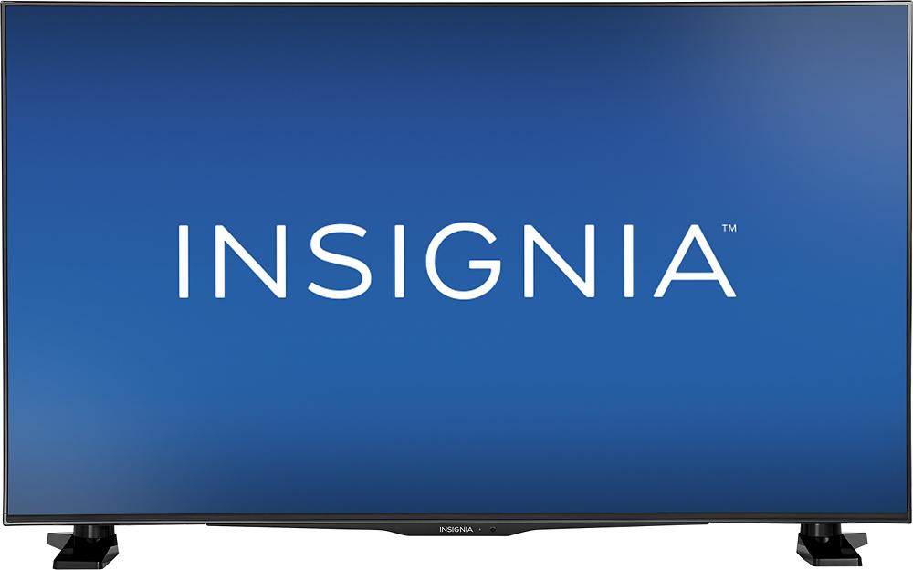 "Insignia™ - 50"" Class (49.5"" Diag.) - LED -1080p - HDTV - Black"