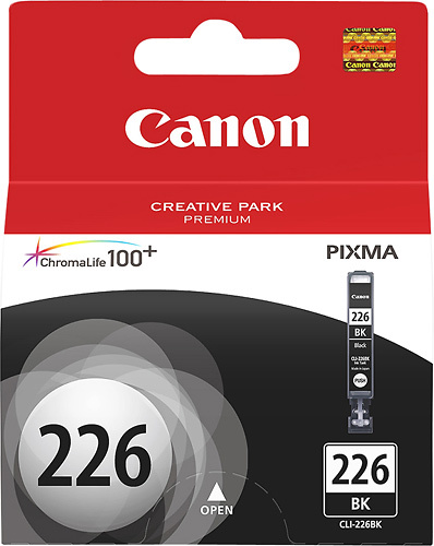 Canon - Ink Cartridge Ink Cartridge - Black