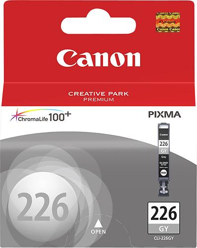 Canon - Ink Cartridge - Gray