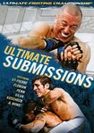 Ultimate Fighting Championship: Ultimate Submissions (dvd) 1215662
