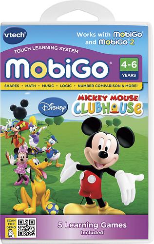 Vtech - MobiGo: Mickey Mouse Clubhouse