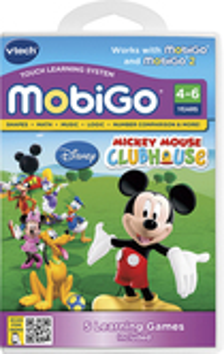 Vtech - MobiGo: Mickey Mouse Clubhouse - Multi