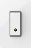 Belkin - WeMo Light Switch - White/Light Gray