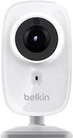 Belkin - NetCam HD Wireless Camera - White