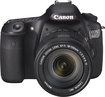 Canon - EOS 60D DSLR Camera with 18-135mm IS Lens - Black
