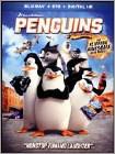Penguins of Madagascar (Blu-ray/DVD)(Digital Copy) (Eng/Spa/Fre) 2014