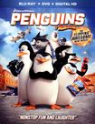 The Penguins Of Madagascar [includes Digital Copy] [blu-ray/dvd] 1222013