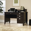 Sauder - Shoal Creek Computer Desk - Dark Brown