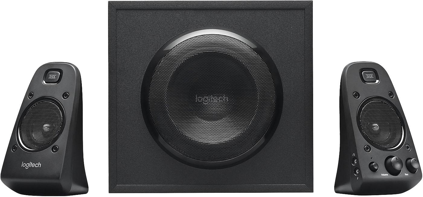 Logitech - Z623 2.1 Speaker System (3-Piece)
