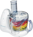 Hamilton Beach - PrepStar 8-Cup Food Processor - White