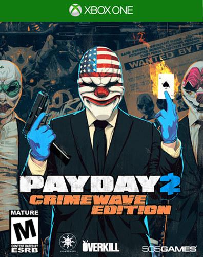 PAYDAY: Crimewave Edition - Xbox One