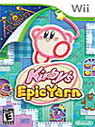 Kirby's Epic Yarn - Nintendo Wii