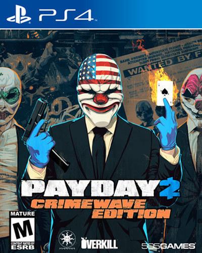 PAYDAY: Crimewave Edition - PlayStation 4