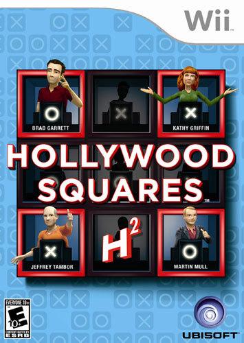 Hollywood Squares - Nintendo Wii