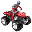 Blue Hat Toy Company - Remote-Controlled ATV - Red