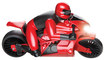 Black Series - Remote-Controlled Racing Motorcycle - Red