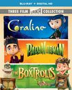 Coraline/paranorman/the Boxtrolls [3 Discs] [includes Digital Copy] [blu-ray] 1242542