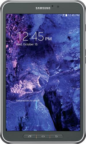 Samsung - Galaxy Tab Active - 8.0 - 16GB - Black