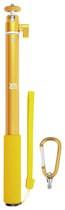 "XSORIES - Big U-Shot 37"" Extension Pole - Gold"