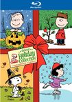 Peanuts Holiday Collection [deluxe Edition] [3 Discs] [blu-ray] 1245131