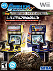 Gunblade NY and L.A. Machineguns Arcade Hits Pack - Nintendo Wii