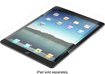 ZAGG - Screen Protector for Apple® iPad® 2, iPad 3rd Generation and iPad with Retina - Clear