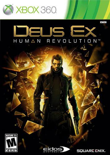 Deus Ex: Human Revolution - Xbox 360
