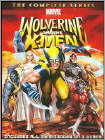 Wolverine and the X-Men: The Complete Series [3 Discs] (DVD) (Enhanced Widescreen for 16x9 TV) (Eng/Spa)