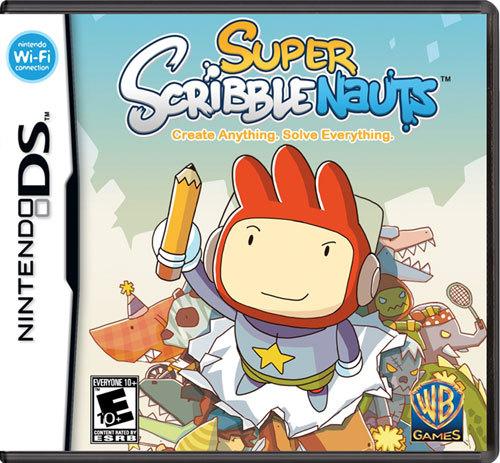 Super Scribblenauts - Nintendo DS