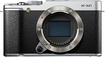 Fujifilm - X-M1 Mirrorless Camera (Body Only) - Silver