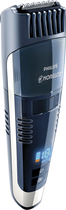 Philips Norelco - Vacuum Stubble and Beard Trimmer - Dark Blue