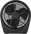 "Insignia™ - 9"" Table Fan - Black"