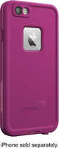LifeProof - frē Case for Apple® iPhone® 6 - Pink