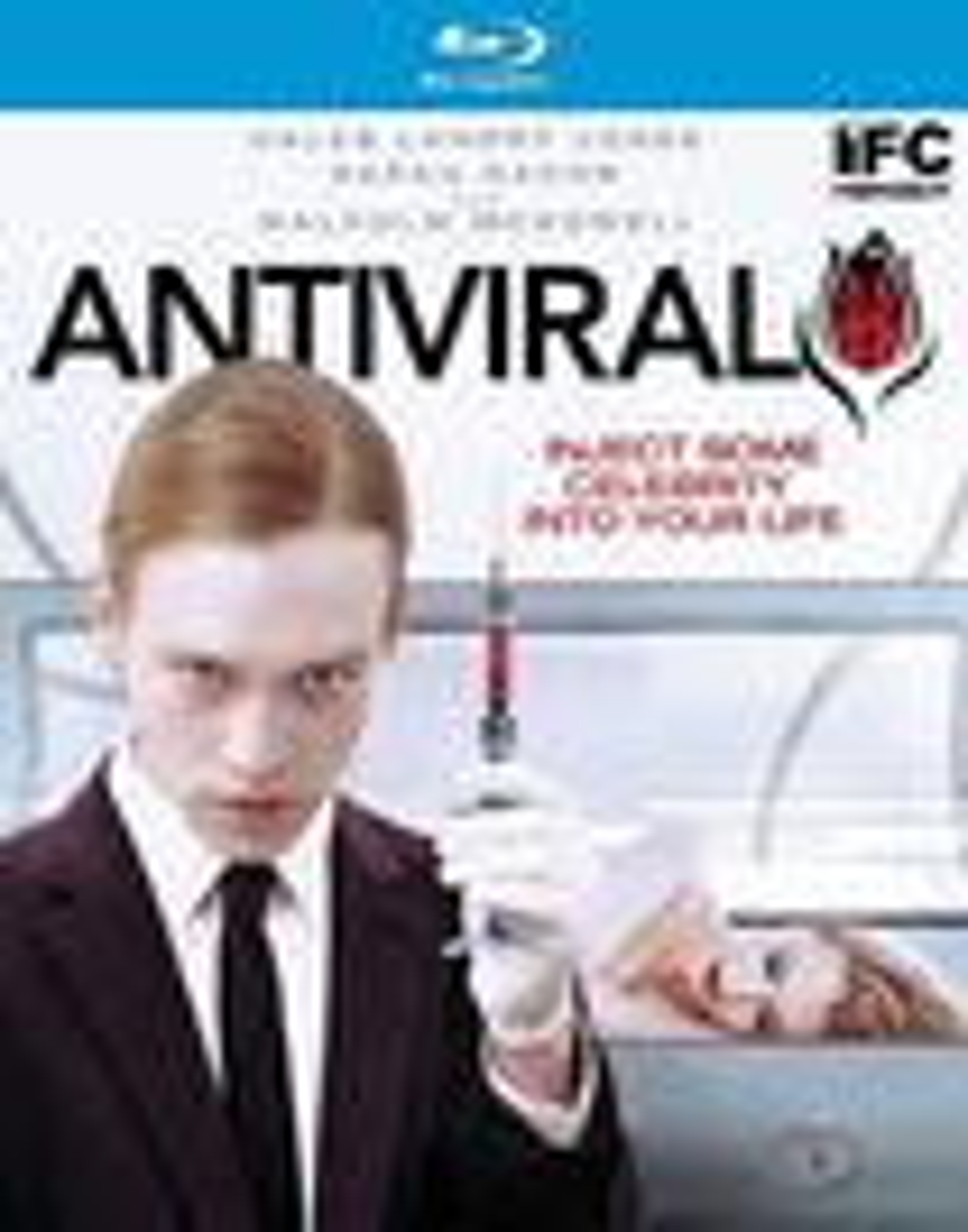 Antiviral [blu-ray] 1261906