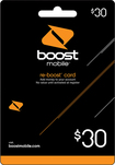 Boost Mobile - $30 Re-boost Card - Multi