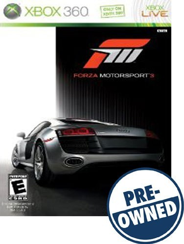 Forza Motorsport 3 - PRE-Owned - Xbox 360