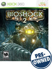 BioShock 2 — PRE-OWNED - Xbox 360