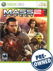 Mass Effect 2 — PRE-OWNED - Xbox 360