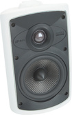Niles - OS5.5 2-Way Indoor/Outdoor Speakers (Pair) - White