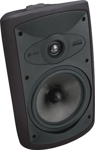 Niles - OS7.5 Indoor/Outdoor Speaker (Each) - Black