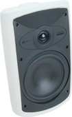 Niles - OS7.3 2-Way Indoor/Outdoor Speakers (Pair) - White