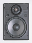 "Niles - 6-1/2"" 2-Way High-Definition In-Wall Loudspeakers (Pair)"