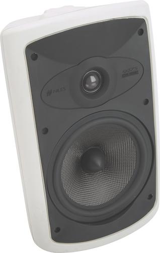 Niles - OS7.5 Indoor/Outdoor Speaker (Pair) - White