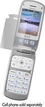 ZAGG - InvisibleSHIELD for Pantech Impact 7000 Mobile Phones - Clear