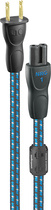 Audioquest - Nrg-1 10' Ac Power Cable - Black/blue/gray 1267567