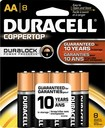 Duracell - AA Batteries (8-Pack)