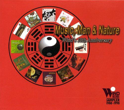 Music Man & Nature Sampler 1988-1998 [CD]