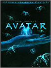 Avatar (DVD) (3 Disc) (Collector's Edition) (Extended Edition) (Enhanced Widescreen for 16x9 TV) (Eng/Spa/Fre) 2009
