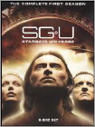 Stargate Universe: The Complete First Season [6 Discs] (DVD) (Enhanced Widescreen for 16x9 TV) (Eng/Spa)