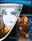 Premonition/untraceable [2 Discs] [blu-ray] 1284002